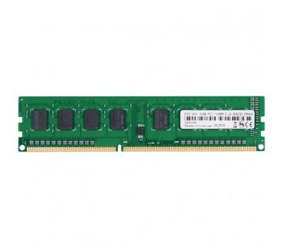 Модуль пам'яті для комп'ютера DDR3 4GB 1333 MHz eXceleram (E30140A)