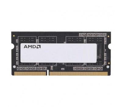 Модуль пам'яті для ноутбука SoDIMM DDR3L 4GB 1600 MHz AMD (R534G1601S1SL-U)