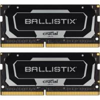 Модуль памяти для компьютера DDR4 16GB (2x8GB) 3200 MHz Ballistix Black MICRON (BL2K8G32C16S4B)