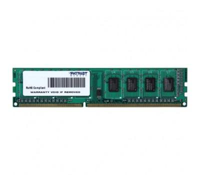 Модуль памяти для компьютера DDR3 4GB 1333 MHz Patriot (PSD34G133381)