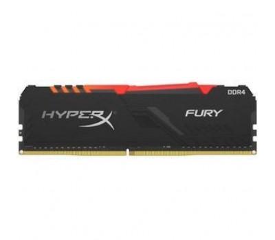 Модуль памяти для компьютера DDR4 32GB (2x16GB) 3200 MHz HyperX Fury Black Kingston (HX432C16FB3AK2/32)