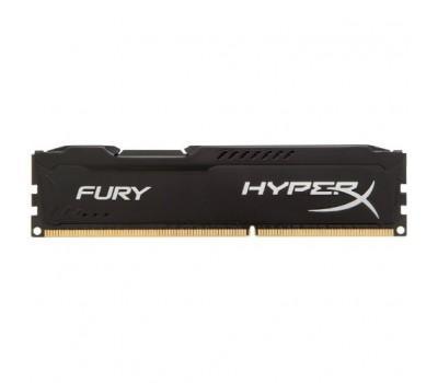 Модуль пам'яті для комп'ютера DDR3 8Gb 1866 MHz HyperX Fury Black Kingston (HX318C10FB/8)