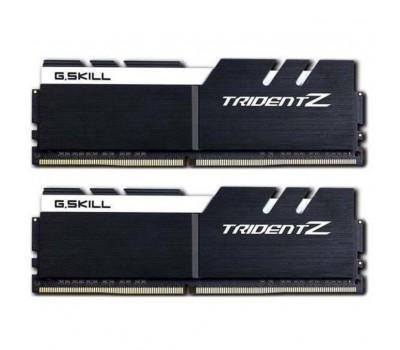 Модуль пам'яті для комп'ютера DDR4 32GB (2x16GB) 4000 MHz Trident Z Black H G.Skill (F4-4000C19D-32GTZKK)