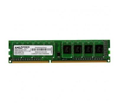 Модуль пам'яті для комп'ютера DDR3 8GB 1600 MHz AMD (R538G1601U2S-UOBULK)