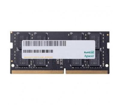 Модуль пам'яті для ноутбука SoDIMM DDR4 8GB 2666 MHz Apacer (AS08GGB26CQYBGH)