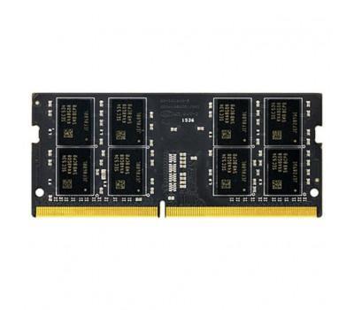 Модуль памяти для ноутбука SoDIMM DDR4 4GB 2400 MHz Elite Team (TED44G2400C16-S01)