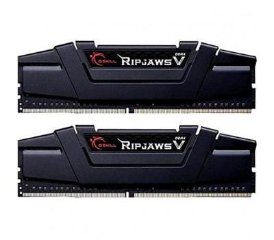 Модуль памяти для компьютера DDR4 16GB (2x8GB) 3200 MHz Ripjaws V G.Skill (F4-3200C16D-16GVKB)