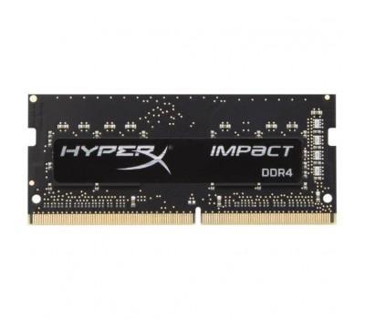 Модуль пам'яті для ноутбука SoDIMM DDR4 8GB 2666 MHz HyperX Impact Kingston (HX426S15IB2/8)