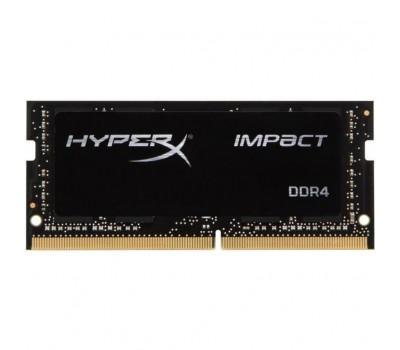 Модуль пам'яті для ноутбука SoDIMM DDR4 8GB 2400 MHz HyperX Impact Kingston (HX424S14IB2/8)