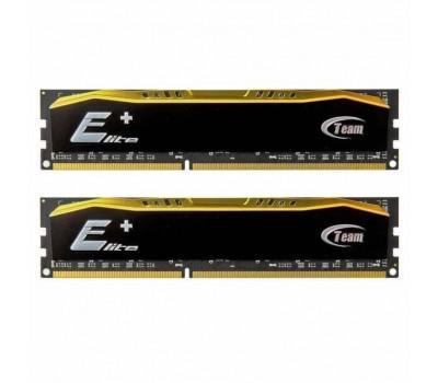 Модуль памяти для компьютера DDR4 8GB (2x4GB) 2400 MHz Elite Plus Team (TPD48G2400HC16DC01)