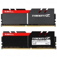 Модуль памяти для компьютера DDR4 16GB (2x8GB) 3000 MHz TridentZ Black G.Skill (F4-3000C15D-16GTZ)