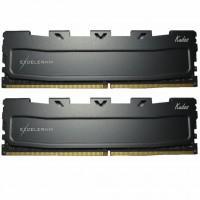 Модуль пам'яті для комп'ютера DDR3L 16GB (2x8GB) 1600 MHz Black Kudos eXceleram (EKBLACK3161611LAD)