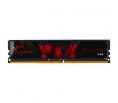 Модуль памяти для компьютера DDR4 16GB 2666 MHz AEGIS Black G.Skill (F4-2666C19S-16GIS)