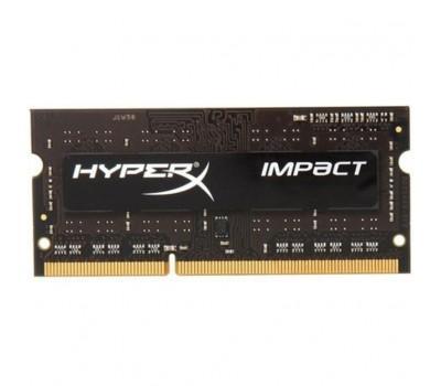 Модуль пам'яті для ноутбука SoDIMM DDR3L 4GB 1600 MHz HyperX Impact Kingston (HX316LS9IB/4)