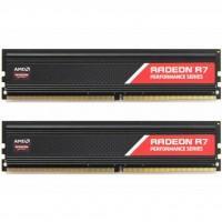 Модуль памяти для компьютера DDR4 16GB (2x8GB) 2666 MHz Radeon R7 AMD (R7S416G2606U2K)