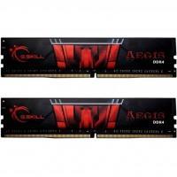 Модуль памяти для компьютера DDR4 16GB (2x8GB) 2666 MHz AEGIS G.Skill (F4-2666C19D-16GIS)