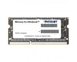 Модуль пам'яті для ноутбука SoDIMM DDR3L 8GB 1600 MHz Patriot (PSD38G1600L2S)