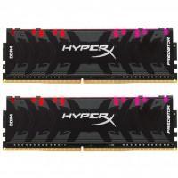 Модуль пам'яті для комп'ютера DDR4 16GB (2x8GB) 3000 MHz HyperX Predator Kingston (HX430C15PB3AK2/16)