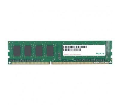 Модуль пам'яті для комп'ютера DDR3 8GB 1600 MHz Apacer (AU08GFA60CATBGC)