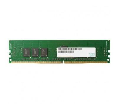 Модуль пам'яті для комп'ютера DDR4 4GB 2400 MHz Apacer (EL.04G2T.KFH)
