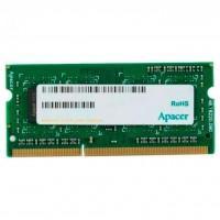 Модуль памяти для ноутбука SoDIMM DDR3 2GB 1600 MHZ Apacer (DS.02G2K.HAM)
