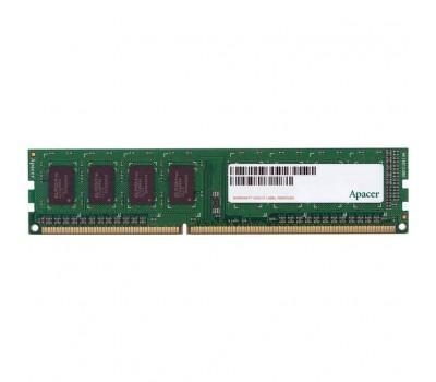 Модуль пам'яті для комп'ютера DDR3 4GB 1600 MHz Apacer (AU04GFA60CAQBGC)