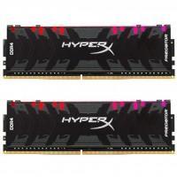 Модуль памяти для компьютера DDR4 16GB (2x8GB) 2933 MHz HyperX Predator Kingston (HX429C15PB3AK2/16)
