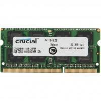 Модуль памяти для ноутбука SoDIMM DDR3L 8GB 1600 MHz MICRON (CT102464BF160B)