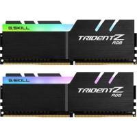 Модуль пам'яті для комп'ютера DDR4 64GB (2x32GB) 3600 MHz Trident Z RGB G.Skill (F4-3600C16D-64GTZR)