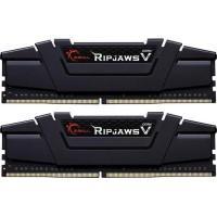 Модуль пам'яті для комп'ютера DDR4 64GB (2x32GB) 3600 MHz Ripjaws V G.Skill (F4-3600C18D-64GVK)