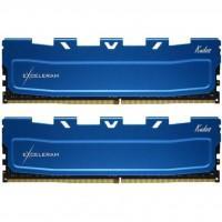 Модуль пам'яті для комп'ютера DDR4 32GB (2x16GB) 2666 MHz Kudos Blue eXceleram (EKBLUE4322619AD)