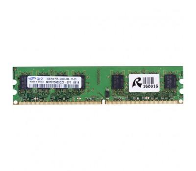 Модуль пам'яті для комп'ютера DDR2 2GB 800 MHz Samsung (M378B5663QZ3-CF7 / M378T5663QZ3-CF7)