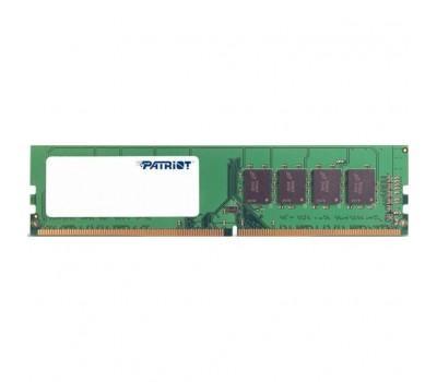 Модуль пам'яті для комп'ютера DDR4 8GB 2400 MHz Patriot (PSD48G240081)