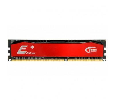 Модуль пам'яті для комп'ютера DDR4 8GB 2400 MHz Elite Plus Red Team (TPRD48G2400HC1601)