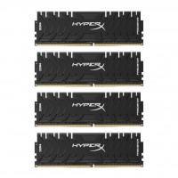 Модуль памяти для компьютера DDR4 32GB (4x8GB) 3000 MHz HyperX Predator Kingston (HX430C15PB3K4/32)
