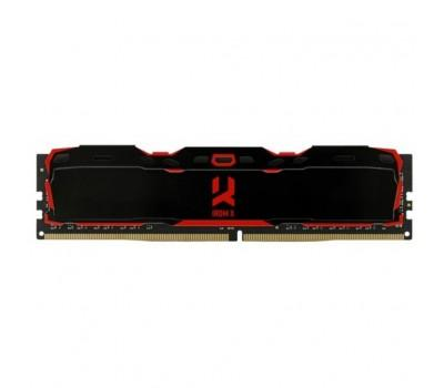 Модуль памяти для компьютера DDR4 16GB 2666 MHz IRDM X GOODRAM (IR-X2666D464L16/16G)