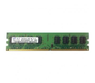 Модуль памяти для компьютера DDR2 2GB 800 MHz Samsung (M378T5663DZ3-CF7)