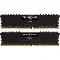 Модуль памяти для компьютера DDR4 16GB (2x8GB) 3600 MHz Vengeance LPX Black CORSAIR (CMK16GX4M2D3600C18)