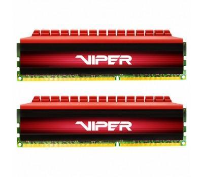 Модуль пам'яті для комп'ютера DDR4 32GB (2x16GB) 3000 MHz Viper 4 Patriot (PV432G300C6K)