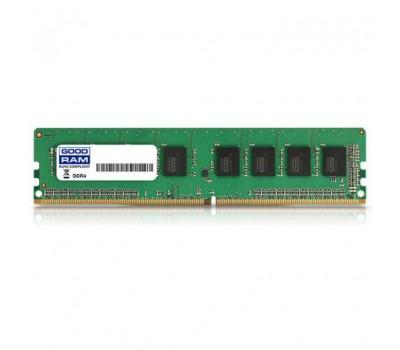 Модуль пам'яті для комп'ютера DDR4 4GB 2400 MHz GOODRAM (GR2400D464L17S/4G)