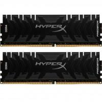 Модуль пам'яті для комп'ютера DDR4 16GB (2x8GB) 3333 MHz HyperX Predator Lifetime Kingston (HX433C16PB3K2/16)