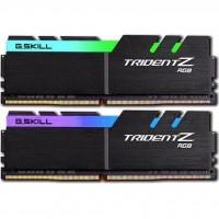 Модуль памяти для компьютера DDR4 16GB (2x8GB) 3200 MHz Trident Z RGB G.Skill (F4-3200C16D-16GTZR)