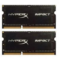 Модуль пам'яті для ноутбука SoDIMM DDR3L 16GB (2x8GB) 2133 MHz HyperX Impact Kingston (HX321LS11IB2K2/16)