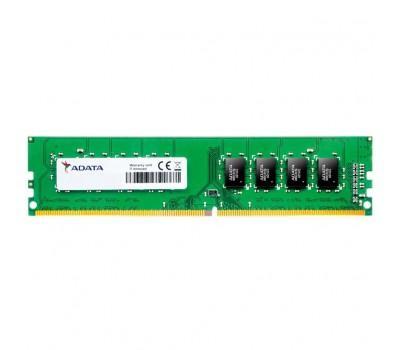 Модуль пам'яті для комп'ютера DDR4 8GB 2666 MHz ADATA (AD4U266638G19-S)