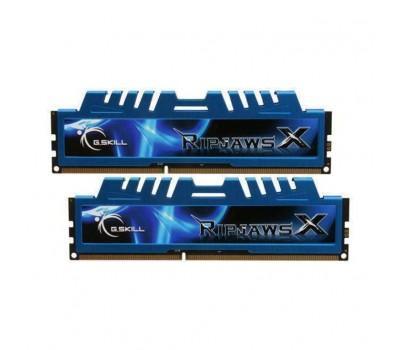 Модуль пам'яті для комп'ютера DDR3 8GB (2x4GB) 2400 MHz G.Skill (F3-2400C11D-8GXM)