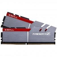 Модуль пам'яті для комп'ютера DDR4 32GB (2x16GB) 3200 MHz Trident Z G.Skill (F4-3200C14D-32GTZ)
