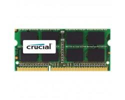 Модуль пам'яті для ноутбука SoDIMM DDR3L 8GB 1600 MHz MICRON (CT8G3S160BM)