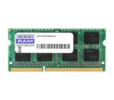 Модуль пам'яті для ноутбука SoDIMM DDR4 8GB 2400 MHz GOODRAM (GR2400S464L17S/8G)