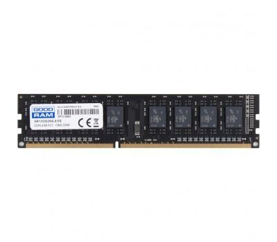 Модуль пам'яті для комп'ютера DDR3 2GB 1333 MHz GOODRAM (GR1333D364L9/2G)