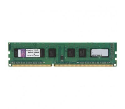 Модуль памяти для компьютера DDR3 4GB 1600 MHz Kingston (KVR16N11S8H/4)